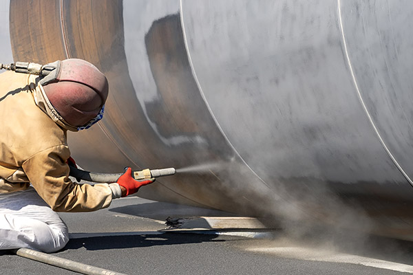 Steel work coatings and corrosion protection